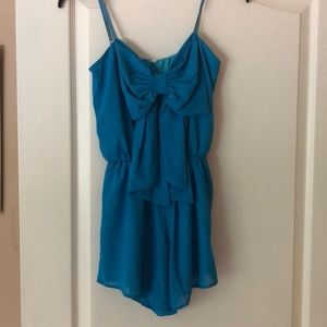 Woman's romper! Summery!